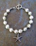 starfish bracelet
