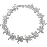 Sterling Silver Polished Starfish Link Bracelet
