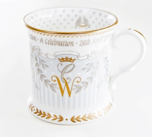 Royal Wedding commemorative tankard